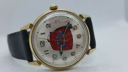 Vintage Bulova Men's Watch With Special Shriners Dial