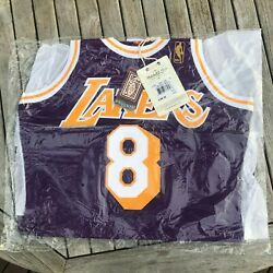Mitchell And Ness Kobe Bryant 1996-97 8 Authentic Jersey Size S 36