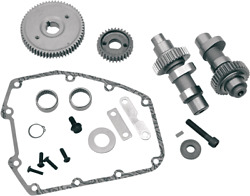 S And S Cycle 585g Gear Drive Camshaft Kit 33-5268 Fits 2007-17 Harley Twin Cam