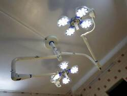 Orion 404 Led Ot Surgical Lights Surgical Operation Theater Ceiling/wall Gmnj
