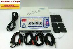 Electrotherapy Machine Physiotherapy Therapy Electrotherapy Delta 04 Therapy