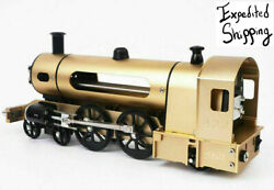 Engine Metal Steam Train Model Assembly Toy Mechanic Toy For 10 Years And Up
