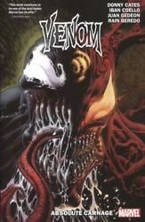 Venom By Donny Cates Tpb Vol 3 Absolute Carnage Reps 16-20