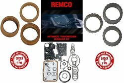 A4LD 85 94 TRANSMISSION REBUILT KIT MASTER OVERHAULT KIT CLUTCHES AND STEELS W $81.56