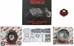 AS68RC 06 UP TRANSMISSION MASTER KIT WITH OVERHAULT KIT CLUTCHES AND STEELS W $517.91
