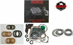 AOD 80 93 TRANSMISSION REBUILT KIT MASTER OVERHAULT KIT CLUTCHES AND STEELS W $94.68