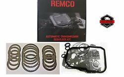 722.5 90 97 TRANSMISSION REBUILT KIT WITH OVERHAULT KIT CLUTCHES AND FILTER $183.89