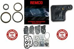 6F35 07 12 TRANSMISSION REBUILT KIT WITH OVERHAULT KIT CLUTCHES AND FILTER $154.57
