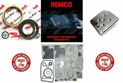 6R80 09 14 TRANSMISSION REBUILT KIT WITH OVERHAULT KIT CLUTCHES AND FILTER $301.38