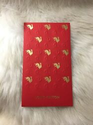 1 Authentic Louis Vuitton Chinese New Year 2017 Vip Rooster Envelopes