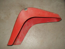 Sears Allstate Puch Ds60 Compact Scooter - Plastic Front Fender