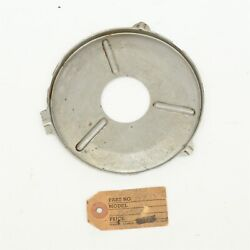 38-39 Plymouth And Dodge Clutch Pressure Plate Baffle Mopar 684395 Nos