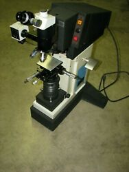 Tukon 300 Bm Micro Hardness Tester By Page Wilson Corp For Microhardness Testing