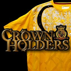 Crown Holder T-shirts New Without Tags Size 4xl