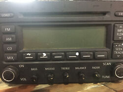 Radio/cd Player For 2005.5-2009 Vw Jetta Used Condition - Everything Works
