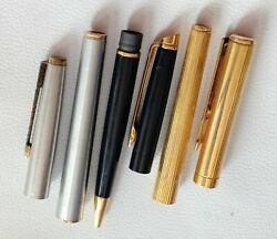 Sell 6 Pcs Parke, Sheaffer, Waterman Pen Spare Parts For Restoration Only.