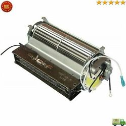 120v Electric Blower Squirrel Fan With Heating Element 1350w Twin Star Fireplace