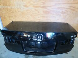 ✅ 13 14 15 Acura Ilx Trunk Lid Shell Rear Deck Assembly W Rear View Camera Oem