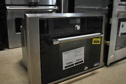 Thermador Mes301hp 24 Stainless Microwave-oven Combo Wall Oven Nob 31059 Clw