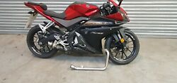 Yamaha Yzf-r125 2014-18and039 Stainless Road Legal/race Motorbike Exhaust System Andcan