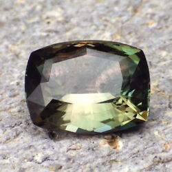 Grass Green Schiller Oregon Sunstone 8.28ct Flawless-for High-end Jewelry-video