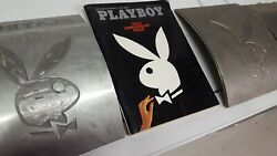 Playboy Magazine Printing Plates - 1974 20th Anniversary Issue - Extremely Rare