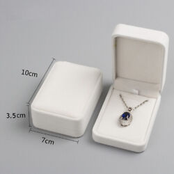 300x Long Chains Gift Pendant Necklace Box Jewelry Removable Insert Bracelet Box