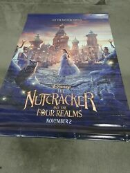 Disney Wreck It Ralph 2 / The Nutcracker 5' X 8' Double 2 Sided Theatre Banner
