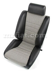 For Porsche 911 Sport S Model Sport Seat Leatherette Houndstooth New