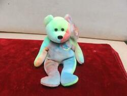 Rare Peace Beanie Baby With Massive Tag Errors New Condition Ty Beanie Babies