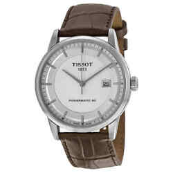 Tissot Luxury Powermatic 80 Automatic Menand039s Watch T0864071603100