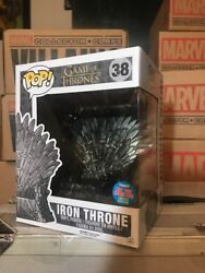 Nycc Game Of Thrones Iron Throne Sdcc Exclusive 2015 2016 2017 2018 Comic Con