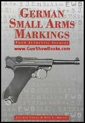 German Small Arms Markings From Authentic Sources Luger Gortz And Bryans