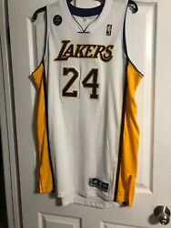 Lakers Authentic Procut Jersey 2x With Kb Patch