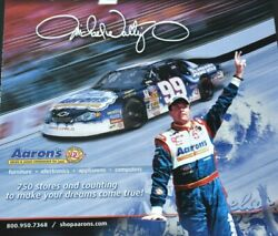 2003 Print Ad Michael Waltrip Aaronand039s Dream Machine Nascar Auto Racing Victory