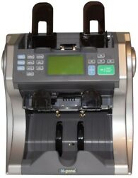 N-gene Money Counter / Currency Counter - Works Perfectly - Fast And Accurate