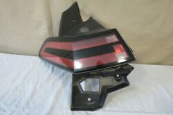 ✅ 11 12 13 14 15 2011-2015 Chevy Volt Outer Taillight Left Driver W/ Bracket Oem
