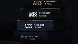 Aces Playing Cards Deck Brand New