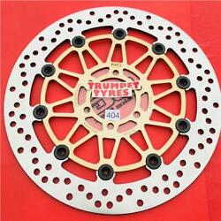 Ural 750 Sportsman 2wd With Sidecar 11 - 17 Ng Front Brake Disc Oe Upgrade 404