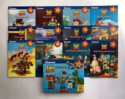 Toy Story Phonics Childrens Books Learn To Read Box Set Lot 12