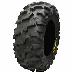 Set Of 5 30-10-14 Itp 8 Ply Radial Blackwater Tires And 5 Anza D918 Beadlock