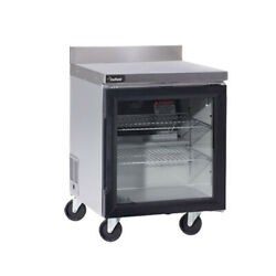 Delfield Gur24bp-g 24 One-section Coolscapes Worktable Refrigerator