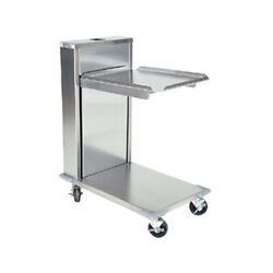 Delfield Ct-1221 Mobile Design Cantilever Style Dispenser For 12 X 21 Trays