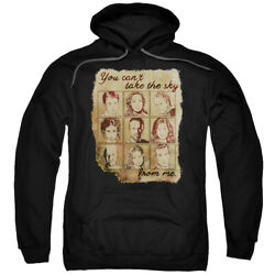 Firefly Burned Poster Hoodie Or Long Sleeve T-shirt