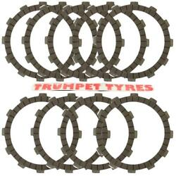 Ducati 749 R 749r 04 05 06 Sbs Carbon Clutch Friction Plates Set Of 9 60101
