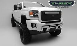 T-rex Grille Grills 6312111-br Black Torch Series Led Light Grille Grill
