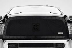 T-rex Grille Grills 6714521-br Black X-metal Series Mesh Grille Grill Assembly