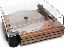 Music Hall MMF9.3 walnut Audiophile Turntable wcartridge cover DEALER