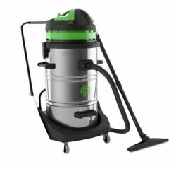 Ipc Eagle Gs178-h 20 Gallon Dry Vacuum Hepa Steel Tank Tip And Pour Free Shipping