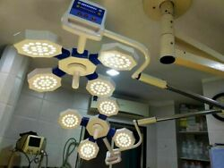 Ceiling Led Surgical Lights 84 + 84 Led Life 50000 Hrs.protects Uv And Ir Rays